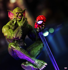 Jackal (toyrewind) Tags: hasbro marvellegends jackal spiderman actionfigure toyphotography marvelcomics marveluniverse