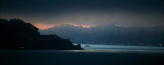 Sausalito at Dusk (gcquinn) Tags: geoff geoffrey quinn sausalito california usa suasalito dusk wedding moody sunset