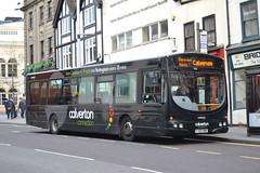 Trent Barton 628 FJ03VWU (Will Swain) Tags: nottingham 6th april 2018 nottinghamshire city centre bus buses transport travel uk britain vehicle vehicles county country england english wellglade group williamsdigitalcamerapics100 trent barton 628 fj03vwu