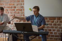 Warsztaty Muzyki Niezwykłej - praca w grupach