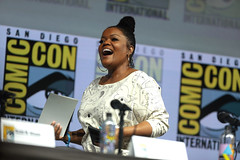 Yvette Nicole Brown (Gage Skidmore) Tags: yvette nicole brown fear walking dead amc san diego comic con international 2018 convention center california