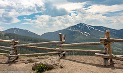I've never done Happy Fence Friday, but... (Jim Frazier) Tags: 2018 201807montana 201807yellowstone buckandrailfence fence jimfraziercom july landscape logfence mountains nationalpark nature nps q3 rails rockymountains scenery scenic snow summer turnout vacation viewpoint wood wooden wyoming yellowstone f10