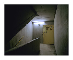 45469123478462 (Melissen-Ghost) Tags: pentax 67 6x7 medium format mittelformat analog ishootfilm filmisnotdead kodak portra 400 grain night shot nachtaufnahme