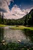 grüner See 2 (Harry Pammer) Tags: grüner see green lake water wasser nature natur landschaft landscape tragoess steiermark styria austria österreich trees bäume wald forest mountains berge