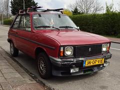 1983 Citroën LNA (Skitmeister) Tags: jn07vx car auto pkw voiture carspot skitmeister nederland netherlands holland