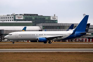 Boeing 737-8MG G-JZBC — Jet2