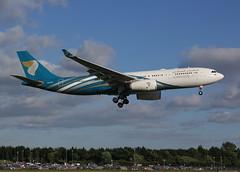 Oman Air A330-243 A4O-DF (Retro Jets) Tags: oman a332 man