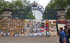 Multicult (Tyler Merbler Photo) Tags: london park publicart liverpool arsenal carlsberg guinness cuttysark unionjack jackdaniels sphynx immigration eu gateway