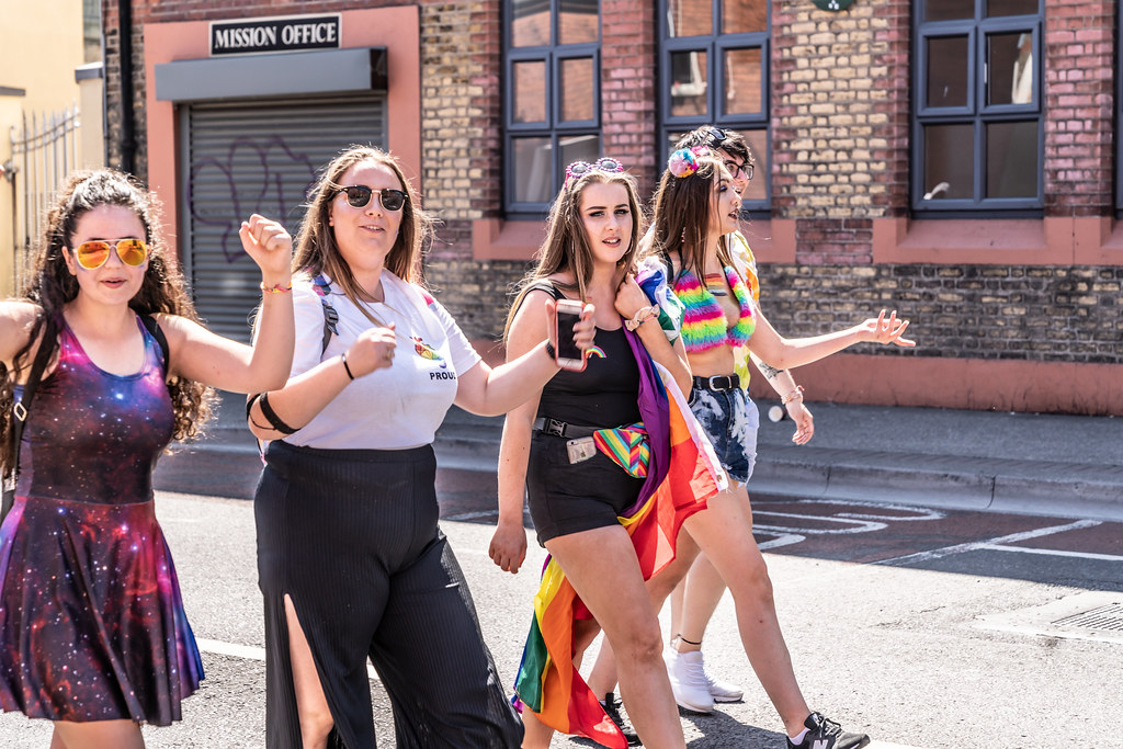 ABOUT SIXTY THOUSAND TOOK PART IN THE DUBLIN LGBTI+ PARADE TODAY[ SATURDAY 30 JUNE 2018]-141809