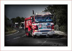 The Reason. (Deek Wilson) Tags: normanemerson bigttruckrun trucks convoy charitynorthernireland