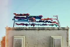 Panni stesi (marcus.greco) Tags: balcony clothes vintage colors street