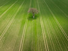 Break (Draws_With_Light) Tags: agriculture aerialphotography scene drone landscape tree season vegetation camera fields acastermalbis djimavicair spring northyorkshire places abstract