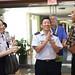 Maj. Gen. Shinya Bekku, Japan ASDF, visits the Daniel K. Inouye Asia Pacific Center for Security Studies