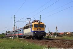 MAV 432-353 (Davuz95) Tags: ungheria 2017 hungary train loco mav magyar 431 432 vecses