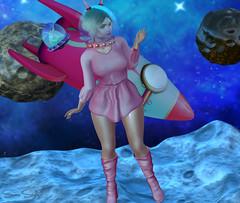 № 196 Space (Leonie & Demian Snow) Tags: canimal gacha navycopper maitreya theepiphany catwa secondlife sl 3d avatar