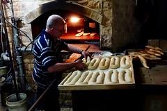 Bakery in Jerusalem 53 (Rajesh_India) Tags: baker bakery israel jerusalem