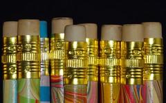 Radiergummis (G_E_R_D) Tags: macromondays erasers radiergummi eraser pencil bleistift