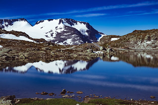 Mountain Reflections, Jotunheimen National Park (Norway)