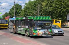 MAN A10 NL222 #BC 1129 CP, Lviv, 2018/05/21. (lg-trains) Tags: ukraine transport lviv