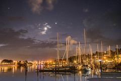 DSC06129 (SunThroughEyelids) Tags: night blue auckland newz newzealand sony sky stars art ambient adventure awesome amazing a7ii nature landscape dark light photography skyline