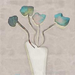 Flowers for Abbey (lorenka campos) Tags: mobileartistry artdigital popart modernart art flowers