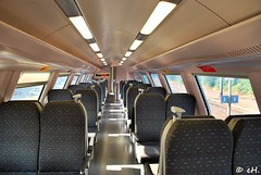 2018 Train coupé (Els Herten) Tags: train coupe belgium tongeren gent