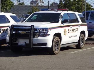 Solano County Sheriff Chevy Tahoe (2)