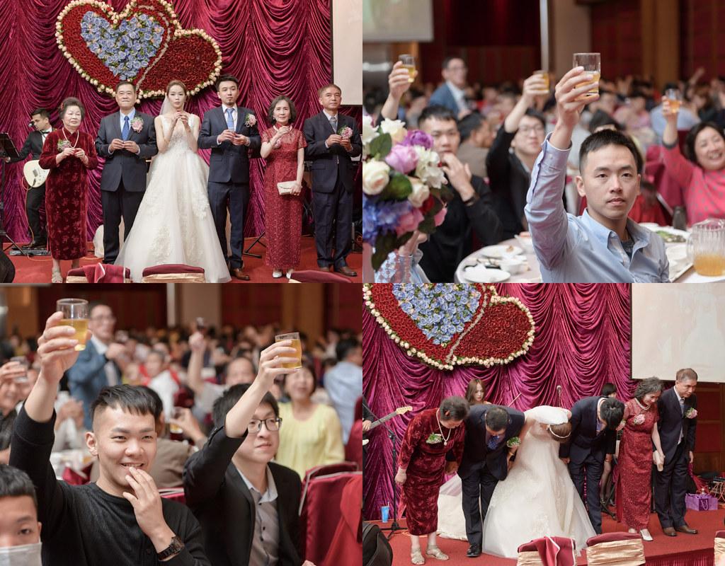 台南婚攝 - 總理大餐廳婚宴!婚禮紀錄-69