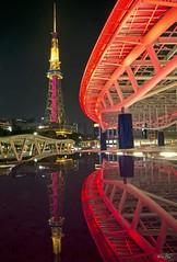 Nagoya TV Tower  #nightview #landscape #nagoya_japan (Altus Chu) Tags: nagoyajapan landscape nightview