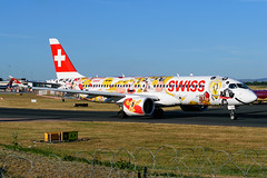 Swiss | HB-JCA (Airway Photography) Tags: swiss hbjca cseries c series 300 cs300 bombardier manchesterairport manchesterairportegcc egcc man planespotting airliner aircraft aero jet jetaeroplane pilot livery aviation planespotter nikon nikond3300 d3300 airport airline flying holiday sky speed fast bluesky nikkor 5530mm aircraftphotography planephotography aeroplane spotting takeoff landing departing runway vehical outdoor jetliner airwayphotography international travel world worldtravel traveling approach