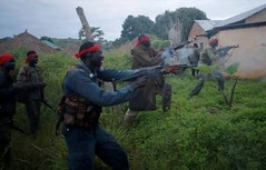 Breaking News: Suspected herdsmen kill soldiers, policeman in Benue (thisdaynews) Tags: benue herdsmen kill policeman soldiers suspected