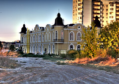 01000366 (DementyD) Tags: building architecture eclecticism wasteland city street astrakhan здание архитектура город улица астрахань