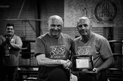34283 - Award (Diego Rosato) Tags: boxe pugilato boxelatina boxing ring match incontro nikon d700 2470mm tamron bianconero blackwhite award premio master maestro