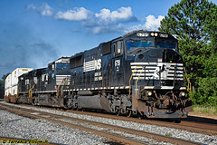 NS 221 6/30/18 (tjtrainz) Tags: ns norfolk southern 221 intermodal train doraville ga georgia division piedmont greenville district ex cr conrail sd60m 944cw c449w sd70ace emd electro motive ge general electric hdr