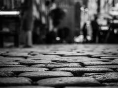 Street level (Dan_Vel) Tags: bw blackandwhite monochrome monotone street streetphoto streetphotography streetphotographer gdansk city poland polska pomerania panasonicgx9 gx9 perspective panasonic