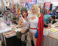 Tank Girl and Powergirl IMG_2880 (david_a2013) Tags: tankgirl powergirl