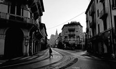 Grey Padova Morning (Atilla2008) Tags: bw padova padua wow cameraphone samsung italy mood grey monochrome