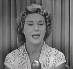 Arlene Francis, What's My Line?, 1954 (classic_film) Tags: blackandwhite tv television unitedstates 1954 1950s whatsmyline gameshow america usa clothing ropa clothes celebrity arlenefrancis fifties retro vintage entertainment actrice actress actriz schauspielerin beautiful beauty singer woman mujerbonita mujer hair hairstyle elegant style prettygirl pretty girl frau hübschesmädchen hübschefrau aktrice old nostalgic nostalgia classic clásico añejo ephemeral glamour fashion dress cinema cine film movie movies films época face niñabonita schön necklace jewelry lady jahrgang alt oll