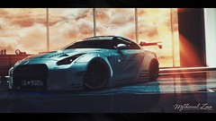 Hope | GTA V (MythicalZero) Tags: car gta redux graphics nissan gtr libertywalk edited