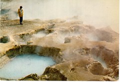 Postcrossing US-5444533 (booboo_babies) Tags: iceland hotsprings geothermic steam earth postcrossing