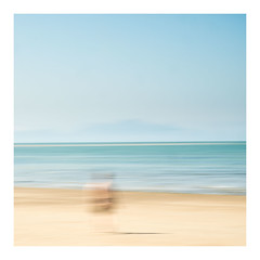 boy-on-a-beach (dannyhow2011) Tags: icm beach newborough anglesey wales