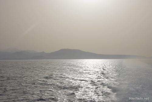 Паромом Фред Ольсен з Тенеріфе на Гомеру, Канарські острови  InterNetri  0986