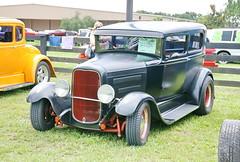 Ford Model A 1930 in Bushnell FL 3.6.2018 0826 (orangevolvobusdriver4u) Tags: 2018 archiv2018 sumterswapmeets bushnell florida usa bushnellfl car auto klassik classic oldtimer fordmodela fordmodela1930 ford model a 1930 customized