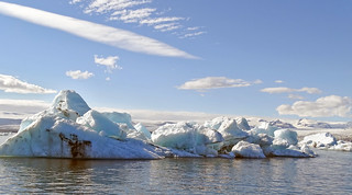 Laguna Jokulsarlon en el glaciar Vatnajokull  Islandia 26