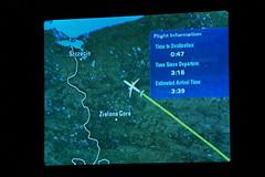 The baltic sea ahead (Steenjep) Tags: cypern cyprus zypern ferie holiday rejse travel flying plane view scene dawn firstlight light glow star poland