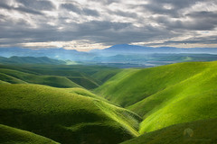 Drain Line (jojo (imagesofdream)) Tags: kern county california landscape bakersfield green spring