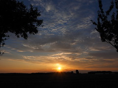 Sonnenuntergang (Pico 69) Tags: sommer sonne himmel abendstimmung sonnenuntergang natur landschaft pico69