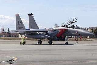F-15E 98-0132 LN 48th FW / 494th FS