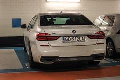 Poland (Gdansk) - BMW 7series G11 (PrincepsLS) Tags: poland polish license plate gd gdansk germany berlin spotting bmw 7series g11