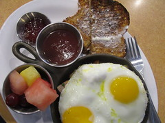 My Skillet Egg Breakfast @ The Good Egg, Scottsdale, AZ (classic_film) Tags: breakfast family eggs scottsdale arizona maricopacounty mother food comida restaurant meal dining usa unitedstates meat bread essen eten mujer woman canon